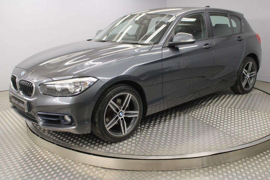 USED 2015 65 BMW 1 SERIES 2.0 120D SPORT 5d AUTO 188 BHP