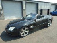 2004 MERCEDES-BENZ SL 3.7 SL350 2d AUTO 245 BHP £4991.00