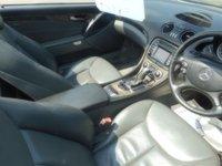 USED 2004 04 MERCEDES-BENZ SL 3.7 SL350 2d AUTO 245 BHP