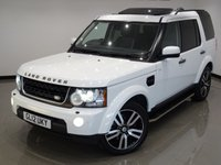 2012 LAND ROVER DISCOVERY 4 3.0 4 SDV6 HSE AUTO  ( 255 BHP )..7 SEATS..VERY HIGH SPEC !! £17990.00