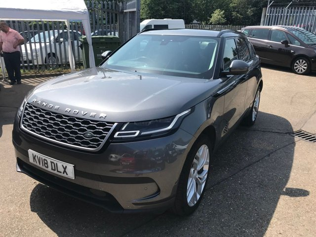 USED 2018 18 LAND ROVER RANGE ROVER VELAR 2.0 HSE 5d AUTO 238 BHP