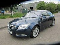 USED 2012 12 VAUXHALL INSIGNIA 2.0 ELITE NAV CDTI ECOFLEX S/S 5d 157 BHP NICE CAR GOOD VALUE