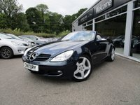 USED 2006 06 MERCEDES-BENZ SLK 1.8 SLK200 KOMPRESSOR 2d 161 BHP