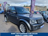 USED 2014 14 LAND ROVER DISCOVERY 3.0 SDV6 GS 5d AUTO 255 BHP