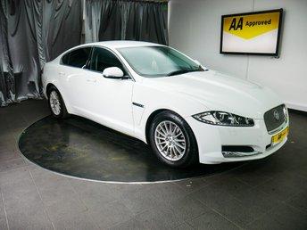 2012 JAGUAR XF 2.2 D SE BUSINESS 4d AUTO 163 BHP £8500.00