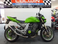 USED 2003 03 KAWASAKI Z1000 953cc ZR 1000 A1H  PART EX TO CLEAR!!!