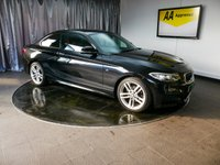 USED 2016 16 BMW 2 SERIES 1.5 218I M SPORT 2d AUTO 134 BHP £0 DEPOSIT FINANCE AVAILABLE, AIR CONDITIONING, AUTOMATIC HEADLIGHTS, AUX INPUT, BLUETOOTH CONNECTIVITY, CLIMATE CONTROL, DAB RADIO, DRIVE PERFORMANCE CONTROL, FULL RED LEATHER UPHOLSTERY, REAR PARKING SENSORS, SATELLITE NAVIGATION, START/STOP SYSTEM, STEERING WHEEL CONTROLS, TRIP COMPUTER, USB INPUT