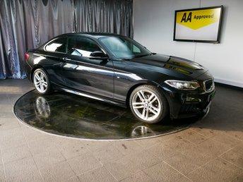 2016 BMW 2 SERIES 1.5 218I M SPORT 2d AUTO 134 BHP £15500.00