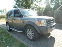 USED 2008 58 LAND ROVER DISCOVERY 2.7 3 TDV6 SE 5d AUTO HPI CLEAR