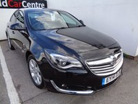 USED 2014 14 VAUXHALL INSIGNIA 2.0 SRI CDTI ECOFLEX S/S 5 door 118 BHP black alloy wheels climate control air con cd audio 50+ mpg free road tax