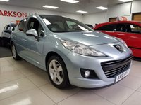 2010 PEUGEOT 207 1.6 SPORT HDI 5d+LOW MILES+SERVICE HISTORY+ALLOYS AIR CON £2850.00