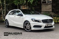 USED 2014 14 MERCEDES-BENZ A CLASS 2.1 A220 CDI BLUEEFFICIENCY AMG SPORT 5d AUTO 170 BHP