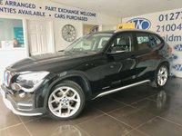 2015 BMW X1 2.0 XDRIVE18D XLINE 5d 141 BHP £12495.00