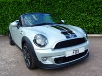2013 MINI ROADSTER 2.0 COOPER SD 2d 141 BHP £6975.00