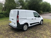 USED 2014 64 FORD TRANSIT CONNECT 1.6 220 DCB CREWVAN 1d 94 BHP