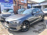 2012 BMW 1 SERIES 2.0 118D SPORT 3d AUTO 141 BHP £7000.00