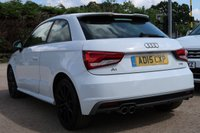 USED 2015 15 AUDI A1 1.4 TFSI SPORT 3d 148 BHP 17 INCH ALLOYS, NATIONWIDE DELIVERY + FINANCE AVAILABLE