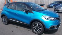 USED 2016 RENAULT CAPTUR 0.9 DYNAMIQUE NAV TCE 5d 90 BHP £30.00 PER YEAR ROAD TAX