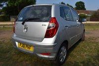 USED 2012 61 HYUNDAI I10 1.2 ACTIVE 5d AUTO 85 BHP
