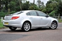 USED 2009 59 VAUXHALL INSIGNIA 1.8 i VVT 16v Exclusiv Nav 5dr YES LOW GENUINE MILEAGE