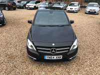 USED 2014 64 MERCEDES-BENZ B CLASS 1.5 B180 CDI Sport 7G-DCT 5dr Leather & Reverse Camera