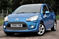 USED 2010 60 CITROEN C3 1.4 VTi 16v Exclusive 5dr FREE AA WARRANTY