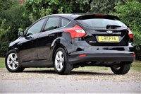 USED 2011 11 FORD FOCUS 1.6 TDCi Zetec 5dr 1 FORMER KEEPER+ROAD TAX £30