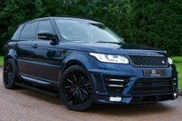 USED 2014 64 LAND ROVER RANGE ROVER SPORT 4.4 SD V8 Autobiography Dynamic 4X4 (s/s) 5dr NAV+REAR DVD+PAN ROOF