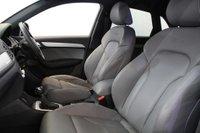 USED 2015 15 AUDI Q3 2.0 TDI S line Plus S Tronic quattro (s/s) 5dr LOW MILEAGE! FULL LEATHER! E6!