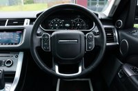 USED 2017 17 LAND ROVER RANGE ROVER SPORT 3.0 SD V6 HSE CommandShift 2 4X4 (s/s) 5dr NAV+PAN ROOF+HEATED LEATHER