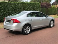 USED 2015 64 VOLVO S60 1.6 T3 SE Powershift 4dr LOW MILES+GREAT COMBO+FVSH+