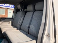 USED 2013 62 VOLKSWAGEN TRANSPORTER 2.0 T28 TDI BLUEMOTION SWB AIR CON