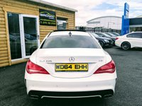 USED 2015 64 MERCEDES-BENZ CLA 2.1 CLA220 CDI AMG SPORT 4d AUTO 170 BHP ****FINANCE THIS CAR FROM £72 A WEEK****