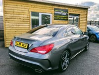 USED 2016 16 MERCEDES-BENZ CLA 2.1 CLA 220 D AMG LINE 4d AUTO 174 BHP 2016 Mercedes CLA 220 CDI AMG Sport 4dr Tip Auto ****FINANCE THIS CAR FROM £72 A WEEK**** . .