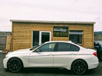 USED 2013 13 BMW 3 SERIES 2.0 320D EFFICIENTDYNAMICS 4d 161 BHP 2013 BMW 320d M-Sport and M Performance kitted **** Finance Available £66 per week  .