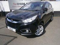 2013 HYUNDAI IX35 2.0 PREMIUM CRDI 4WD 5dr £5780.00