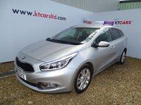 2013 KIA CEED 1.6 CRDI 3 ECODYNAMICS 5d 126 BHP £5195.00