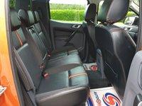 USED 2013 13 FORD RANGER 3.2 WILDTRAK 4X4 DCB TDCI 1d AUTO 197 BHP