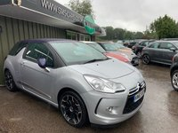 2014 CITROEN DS3 1.6 DSTYLE PLUS 3d 120 BHP £4989.00