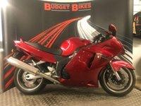 1998 HONDA CBR1100XX SUPER BLACKBIRD 1137cc CBR 1100 XX SUPER BLACKBIRD  £2490.00