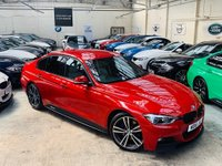 USED 2016 16 BMW 3 SERIES 2.0 330e 7.6kWh M Sport Auto (s/s) 4dr V HIGH SPEC PERFORMANCE KIT