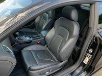 USED 2012 62 AUDI A5 3.0 TFSI Black Edition S Tronic quattro 2dr PrivacyGlass/B&O/PanRoof/DAB