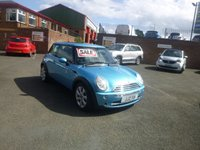 2005 MINI HATCH COOPER 1.6 COOPER 3d 114 BHP £2350.00