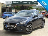 USED 2017 17 MAZDA 2 1.5 SPORT NAV 5d 89 BHP One Local Lady Owner From New