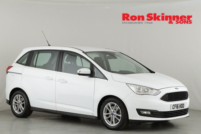 View our 2016 16 FORD GRAND C-MAX 1.5 ZETEC TDCI 5d 118 BHP