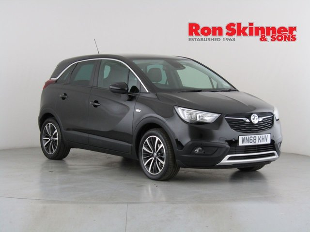 View our 2018 68 VAUXHALL CROSSLAND X 1.2 ELITE NAV 5d 80 BHP