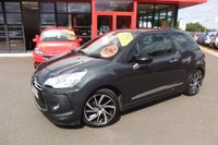 USED 2016 65 DS DS 3 1.6 BLUEHDI DSTYLE NAV S/S 3d 98 BHP *****12 Months Warranty*****