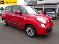 USED 2016 16 FIAT 500L 1.2 MULTIJET LOUNGE 5d 95 BHP