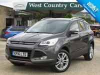 USED 2016 16 FORD KUGA 2.0 TITANIUM X TDCI 5d 148 BHP Low Mileage Privately Owned with a high specification.