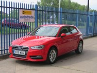 USED 2015 15 AUDI A3 1.6 TDI SE 3dr Bluetooth Air con Rear park sensors Finance arranged Part exchange available Open 7 days